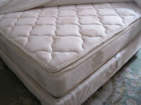 Queensize Mattress and Boxspring
