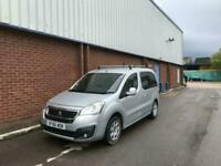 2016 Peugeot Partner Tepee 1.6 BlueHDi 75 Active 5dr (Only 57,000 Miles) MPV Die