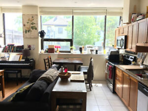 Incredible apartment! Center of town! Can be Furnished!