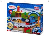 Mega Bloks Thomas & Friends Go Thomas Go 34 Piece Playset 3-6 Years