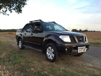 Nissan navara d40 1 owner from new 4x4
