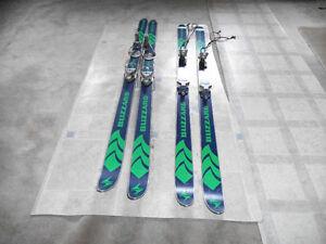 Skis alpins BAISSE DE PRIX