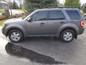 2011 Ford Escape XLT FWD 4 cylinder