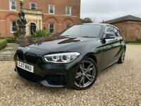 2017 BMW 1 Series 3.0 M140I 3d 335 BHP Hatchback Petrol Automatic