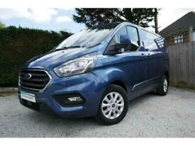 Ford 2.0 300 Euro 6, Limited Panel Van 5dr Diesel Manual L1 H1 EU6 (s/s) (130 ps