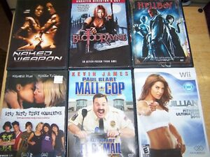 33 DVD's for $30