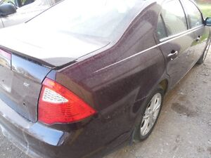 2010-2012 Ford Fusion PARTING OUT ONLY