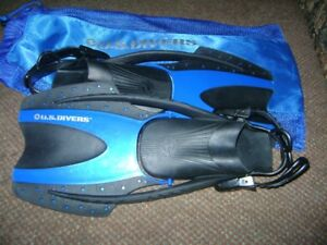 U.S. CHILDS DIVER SWIM FINS