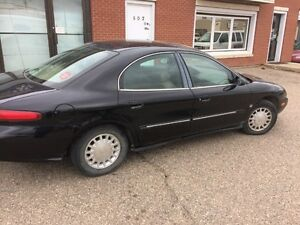 1998 Mercury Sable LT Platinum Edition Sedan