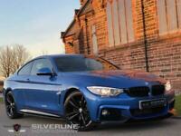 2014 BMW 4 Series 2.0 420D M SPORT 2d 181 BHP Coupe Diesel Manual