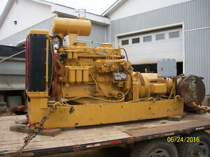 Generator 75 KW  600 volts 3 phases