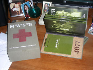 I have Mash complete & season 1-6 The Jeffersons