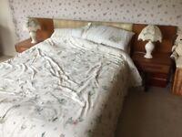 G plan bedroom suite Teak