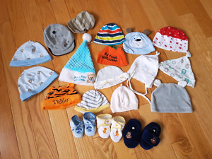 Baby Hats/Baby Slippers