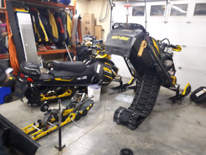 Snowmobile, ATV and Trailer Repairs and Maintenance