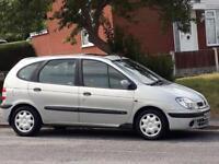 Renault Scenic 1.6 16v auto 1999MY RT