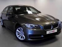 2013 BMW 5 Series 520d SE 4dr Step Auto Diesel grey Automatic