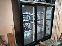 Réfrigérateur Commercial 3 Portes ,excellente condition