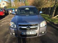 Mazda BT-50 2.5TD 4x4 ( 143PS ) Double Cab Pickup TS2