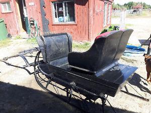 sleigh  antique