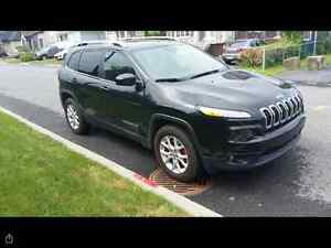 2014 Jeep Cherokee 6 cylindre Camionnette