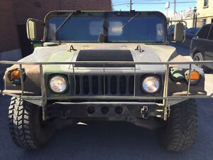 1988 HUMMER AM General H1 Soft Top - Military