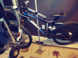 Mountain bike full suspension 4.0. Yukon giant