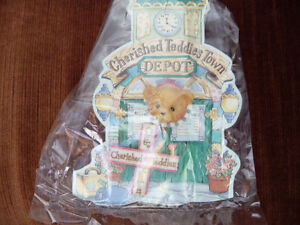 Cherished Teddies - Lloyd -1997 Members Only Set (CT003) London Ontario image 4