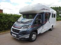 2016 Auto Trail Imala 730 4 Berth Fixed Island Rear Bed Motorhome For Sale