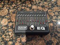 MXR • M-108 • 10-BAND EQ •