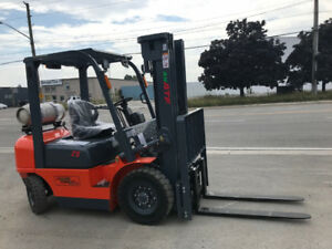 VALUE FORKLIFT the most AFFORDABLE NEW FORKLIFT in Canada@ $20k!