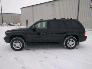 2001 Durango R/T to trade for Station wagon. Or sell