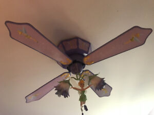 Tinkerbell buy or sell indoor home items in toronto gta tinkerbell 4 bladed ceiling fan aloadofball Images