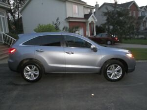 2013 Acura RDX Technology pack bas milage, TRÈS PROPRE