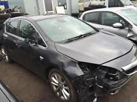 2010 Astra 1.4i 16v Turbo ( 140ps ) SE damaged