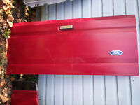 Ford Truck TAILGATE for FLARESIDE Box 1992 to 1996 F150
