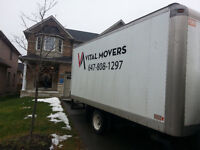 Movers in Newmarket and area