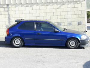 1997 Honda Civic Hatchback