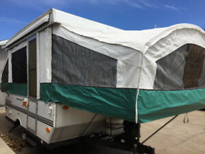 Viking tent trailer for sale