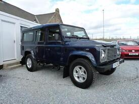 2012 (12) LAND ROVER DEFENDER 110 COUNTY 2.2 TD STATION WAGON