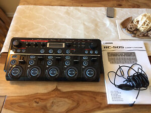 Dj and Recording equipment- LOOPER, AUDIO INTERFACE, PRE AMP