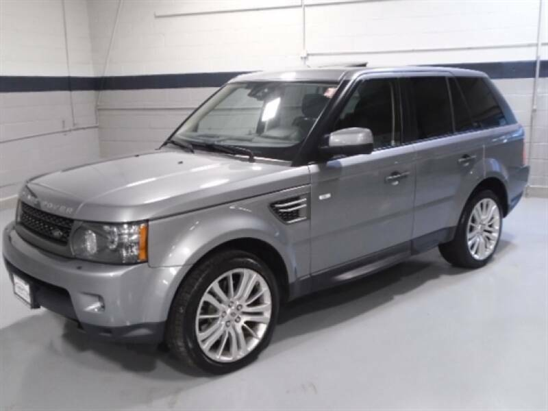 2011 Land Rover Range Rover Sport HSE 4x4 4dr SUV Grey Luxury Car Outlet 630-405