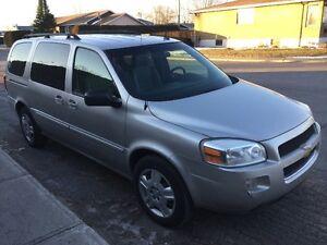 2007 Chevrolet Uplander (mini-fourgonnette)