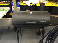 Char Broil off set smoker