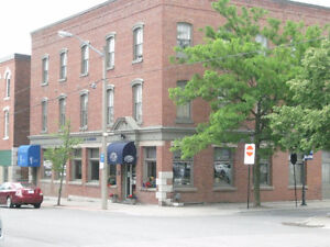 600 sf bsmt office in Professional Building downtown $500