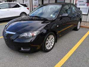 2008 Mazda 3 sedan NEW MVI