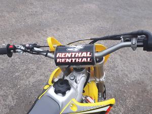 New renthal fat bars