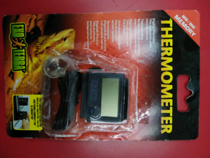 Reptiles Temperature and Humidity meters