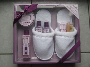 NEW Pure Spa Lavender Foot Care Gift Set 7pc Oakville / Halton Region Toronto (GTA) image 1