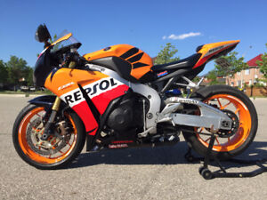 2013 Honda CBR1000RR Repsol Delkevic Exhaust FIRM
